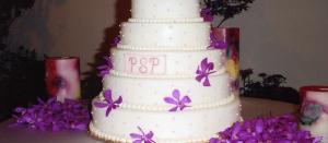 4-tier-purple-flower-&-dots