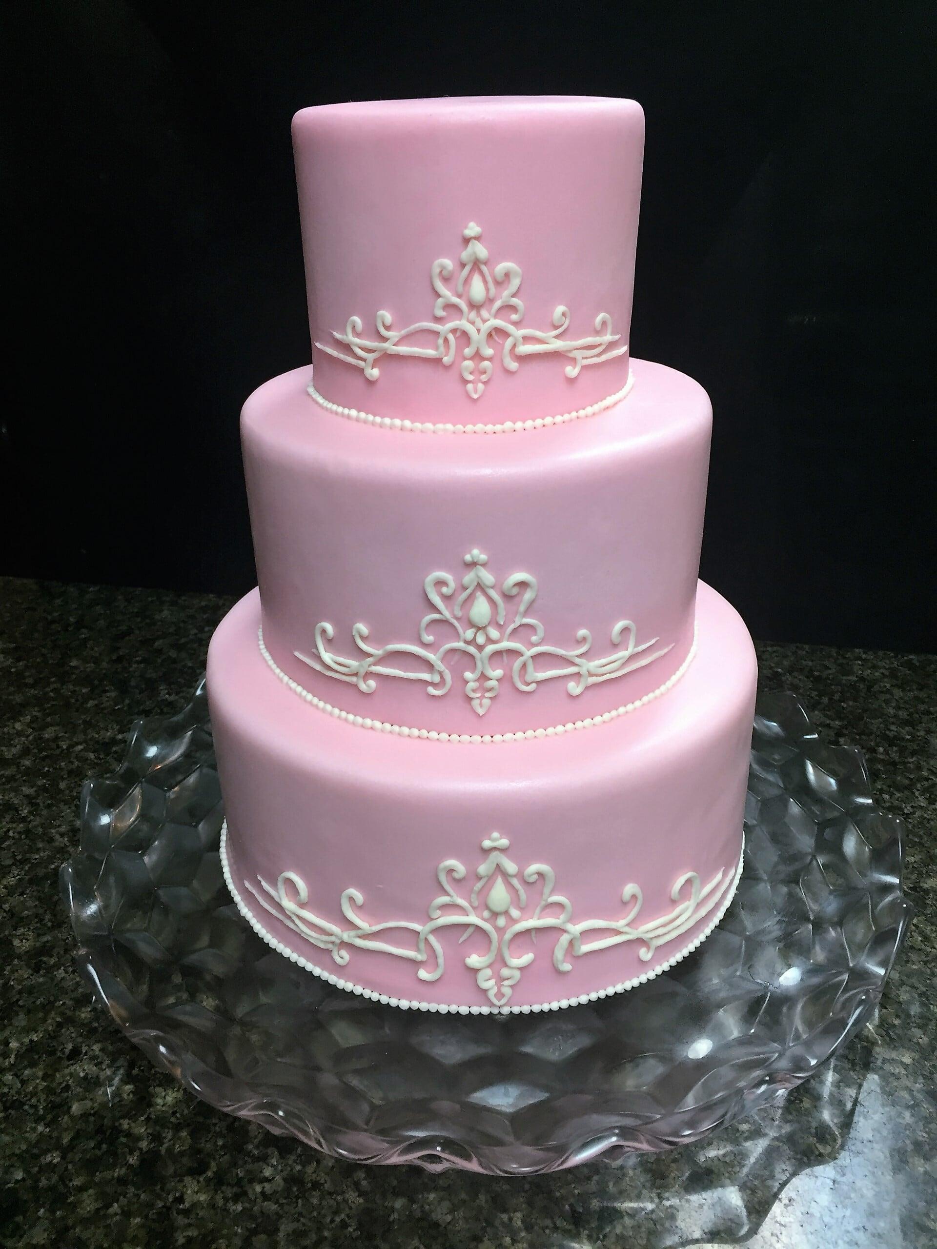 pinkwedding
