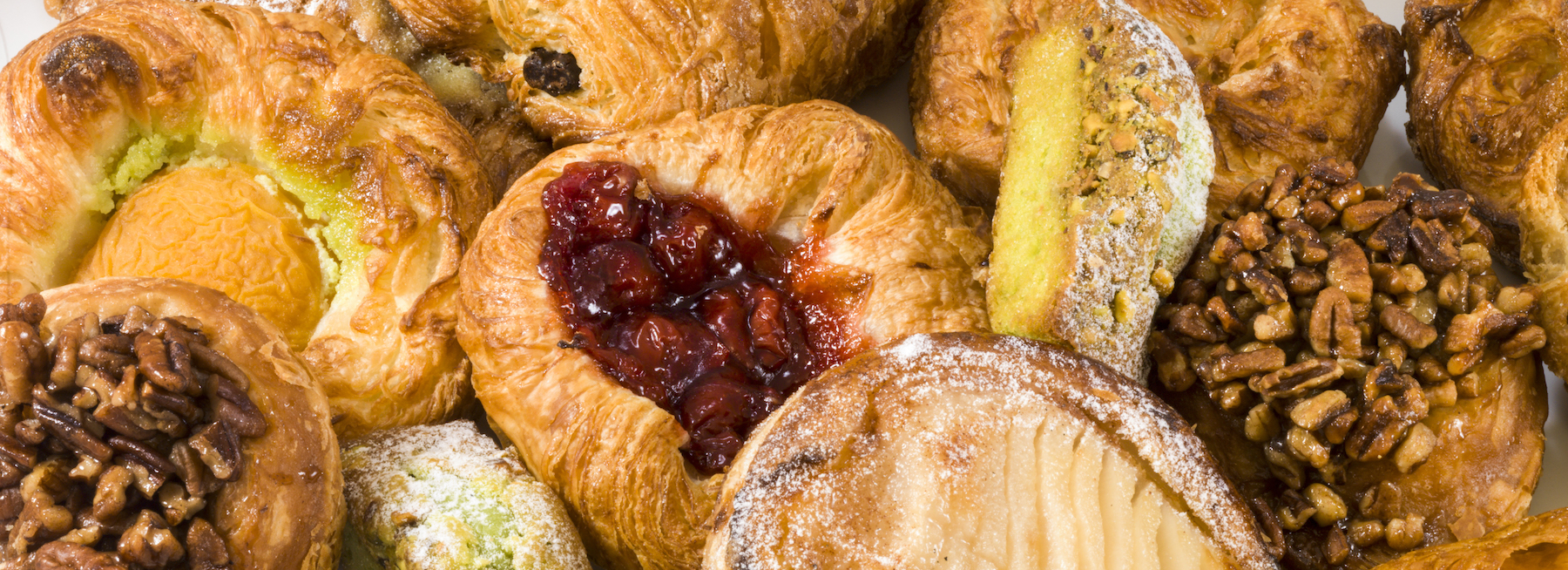Delicious Breakfast Pastries