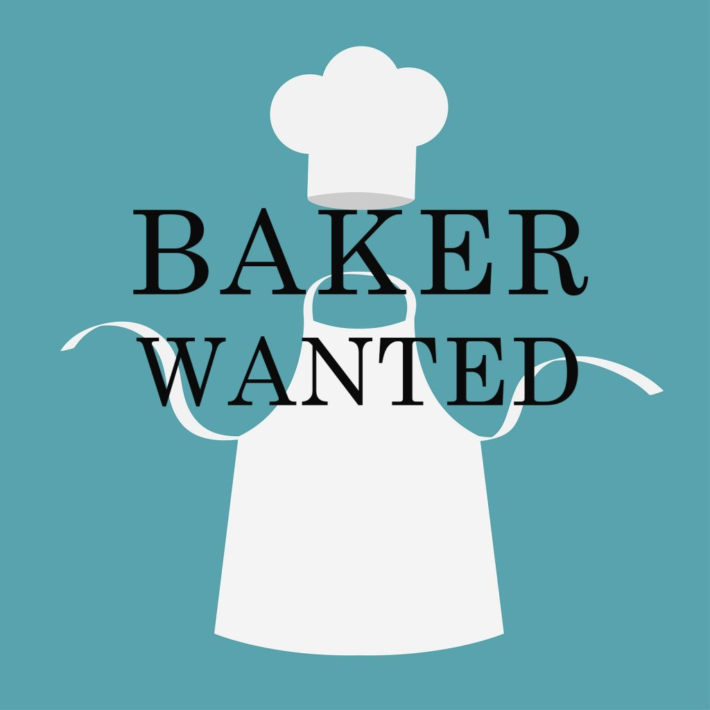 Baker wanted for overnight shift